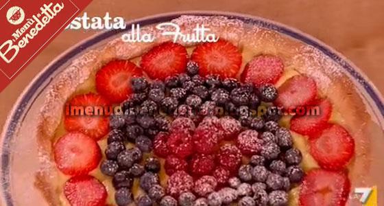 Crostata alla Frutta di Benedetta Parodi