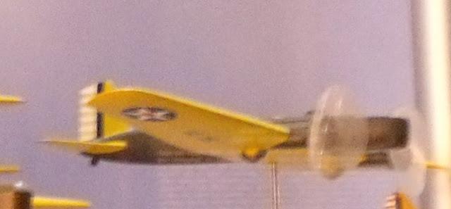 Boeing B-9 model photo