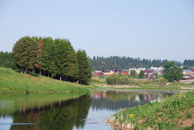 Ярославский пруд