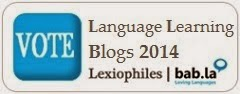 http://en.bab.la/news/top-100-language-learning-blogs-2014-voting