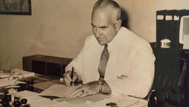 George Capwell, fundador de Emelec