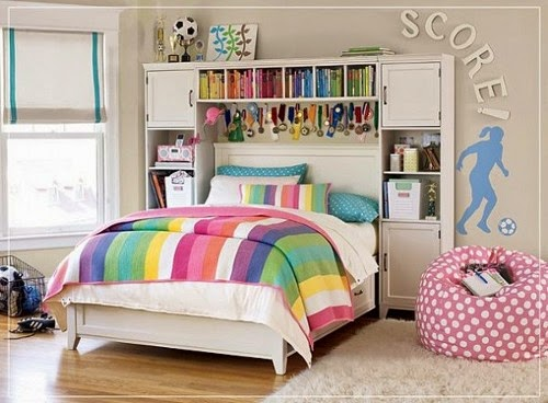 beautiful girls bedroom interior decorating ideas