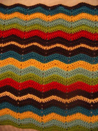 mes favoris tricot crochet 40 points vagues au crochet