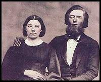 Charles en Caroline Ingalls