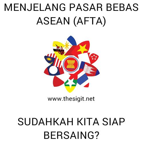 Sudah Siap Menyambut AFTA 2015?