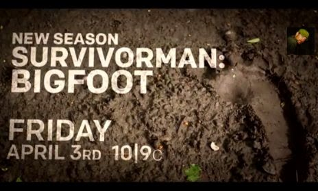 Survivorman Bigfoot Season 2 Episode 1