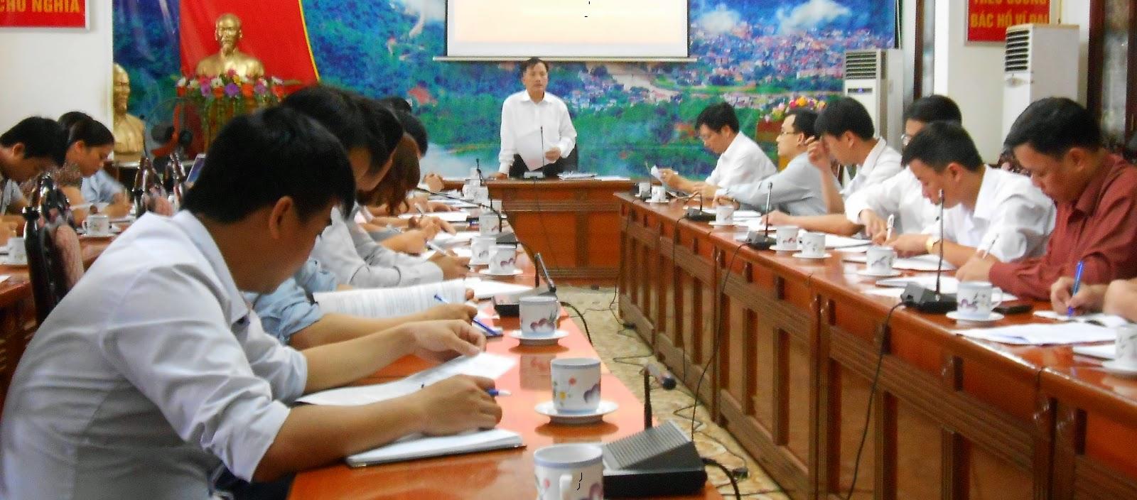 Lập 52 đoàn thanh tra môi trường tại Hà Nội cho 6 tháng cuối năm 2014