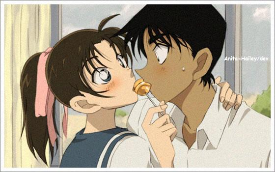 Detective Conan Heiji Kazuha Heiji_&_Kazuha.j