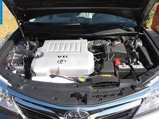 Toyota camry car 2012 engine - صور محرك سيارة تويوتا كامري 2012