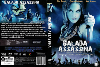 Balada Assassina DVD Capa