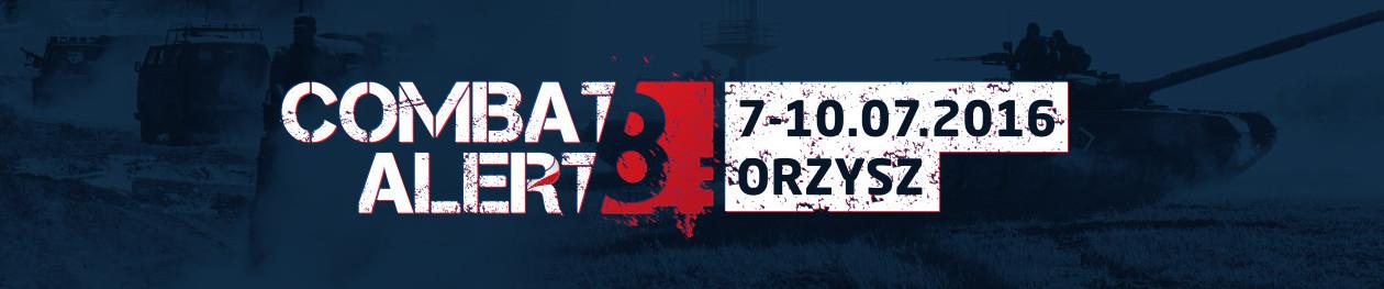 8 Combat Alert: 07-10.07.2016
