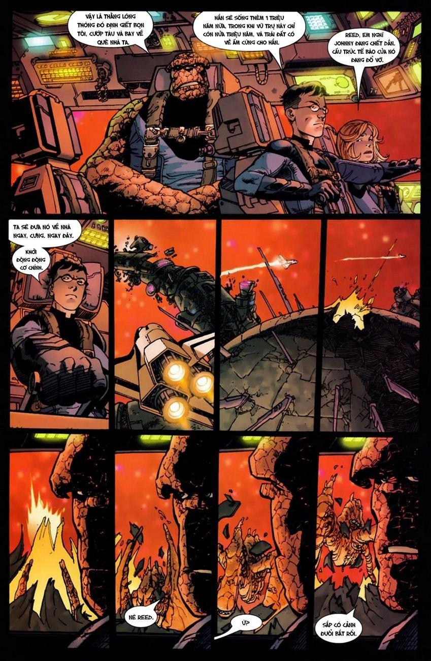 Ultimate Fantastic Four chap 17 - Trang 19