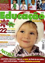 Revista de Dezembro 2011- Educação Infantil