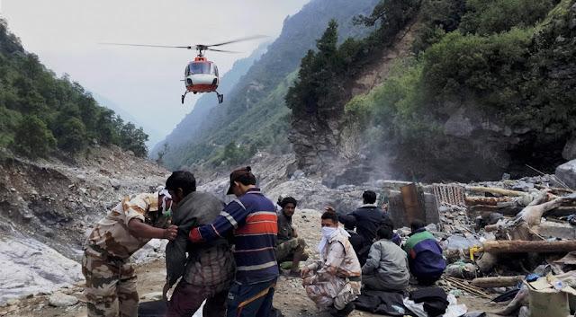 வெள்ள நிவாரணப் பணிகள்-கேதர்நாத்..படங்கள் இணைப்பு Floods.+Rescue+15.