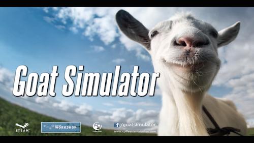 Juego Goat Simulator La cabra loca apk