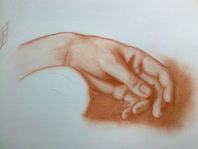 sanguina manos