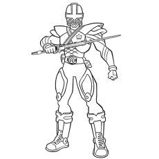 Activitati prescolari top 25 power rangers - Coloriage mini force ...