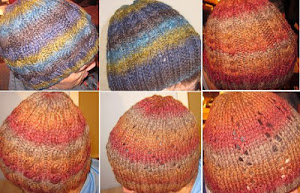 Knit Hats by Olga