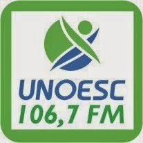 Rádio Unoesc FM de Joaçaba ao vivo