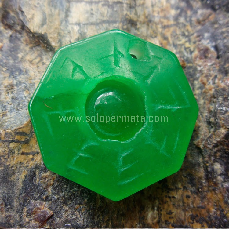 Batu Permata Giok Jadeite Jade - SP - SP523