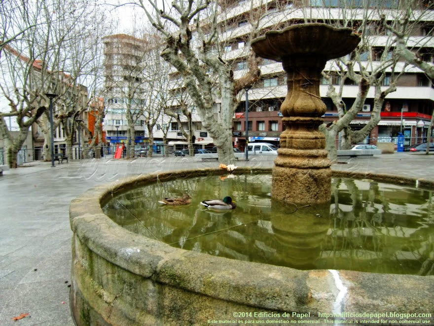 Plaza de las Mercedes