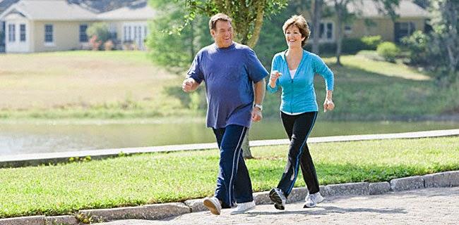 Manten Activo tu cerebro caminando