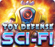 เกมส์ Toy Defense - Sci-Fi