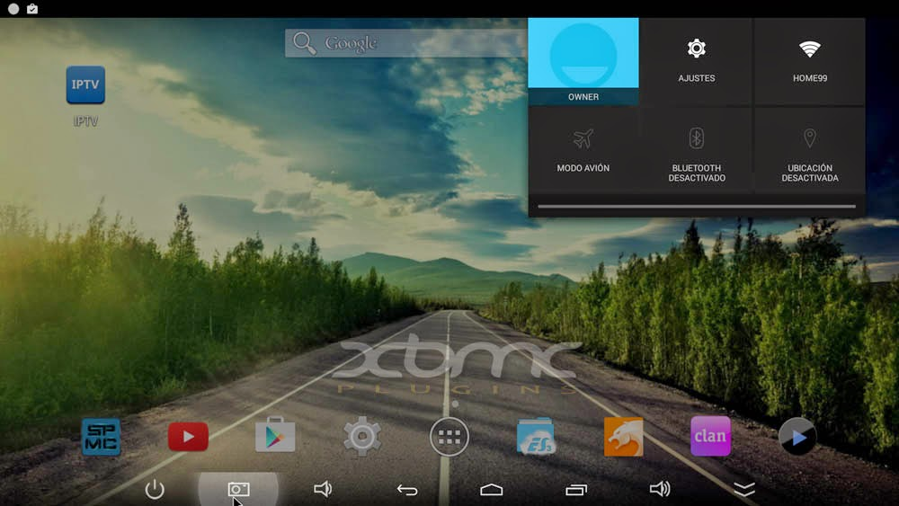 X7 KitKat 2.0.0 - Firmware COMMUNITY EDITION XBMC KODI