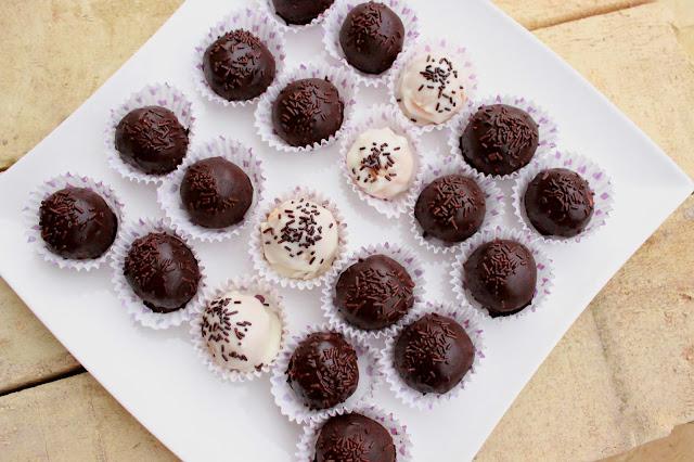 Kuglice sa čokoladnim smokijem