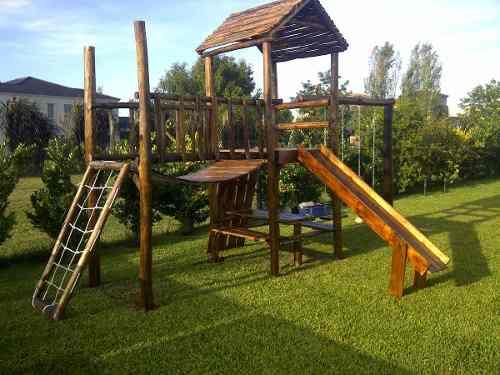 Casitasmym - Juegos de jardin para nios madera ...