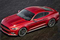 2016 New Mustang Fastback Ford Generation