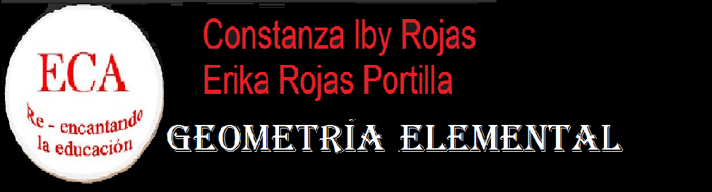 GEOMETRÍA ELEMENTAL ECA