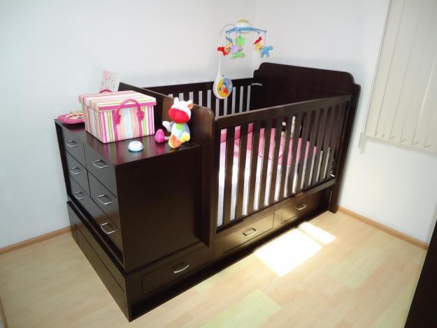 Cama cunas para beb s mujeres imagui - Cuna cama para bebe ...