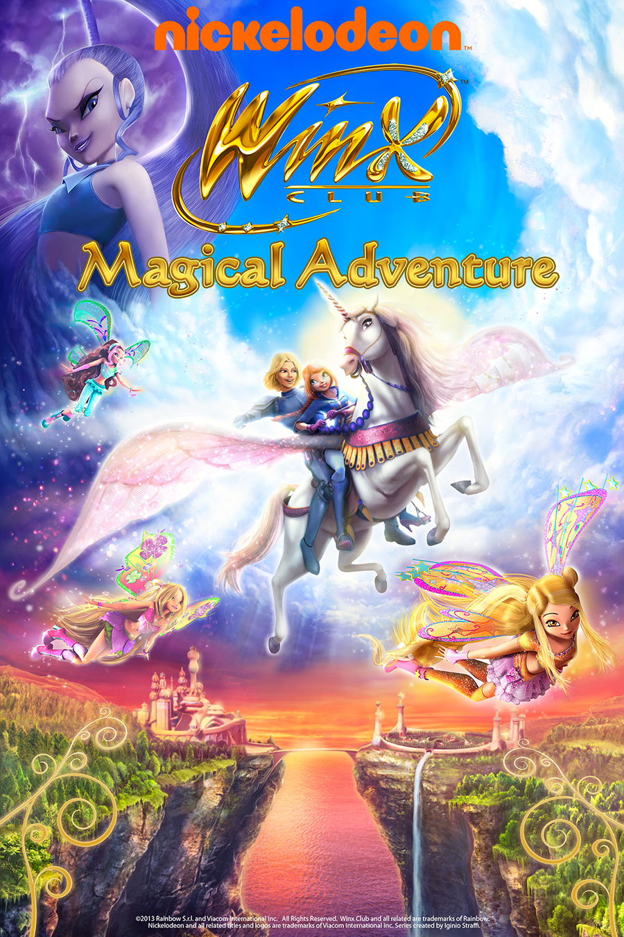 winx club magical adventure 3d on nickelodeon this summer