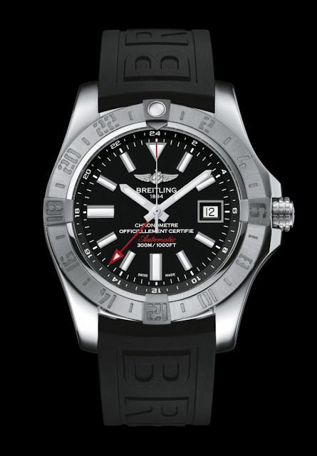 Replica-Breitling-AvengerII-GMT