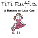 FiFi Ruffles: Creating a Boutique for Little Girls