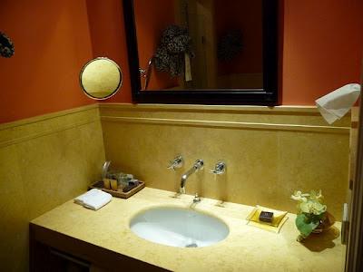 Bathroom - Novecento Hotel - Bologna