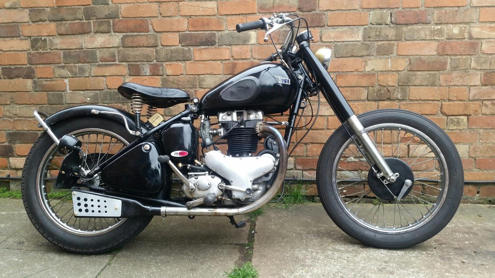 '49 A7 Bobber