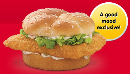 Fast food geek arby 39 s fish sandwich review for Fish sandwich fast food