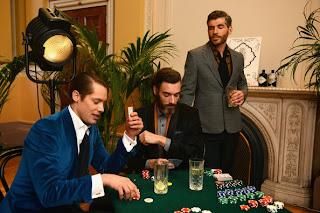 Duchamp, London Collections, menswear, otoño invierno, 2014, british style, gentleman, Gianni Colarossi, paisley,