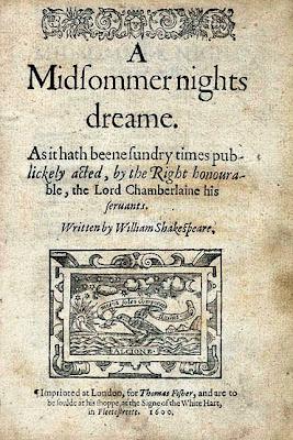 William Shakespeare, Burlesque