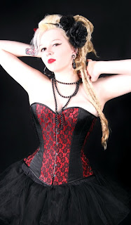 Lace Corsets for Women