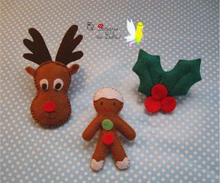 broche-fieltro-navidad-reno-jengibre-acebo-adornos-regalos