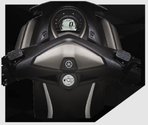 Yamaha NMAX - Digital Speedometer