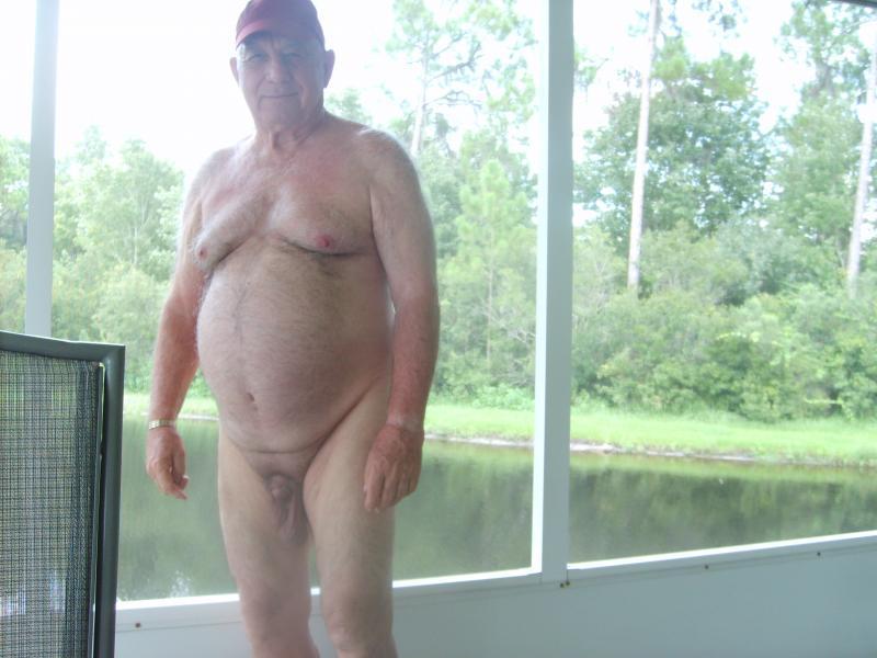 фото голых стариков
