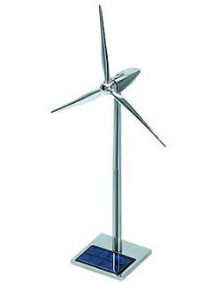 Solar Rüzgar Türbini