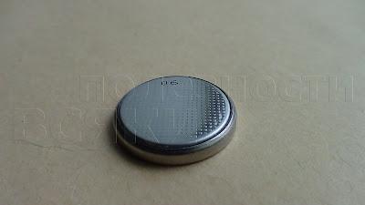 Батарейка таблетка на 3 вольта