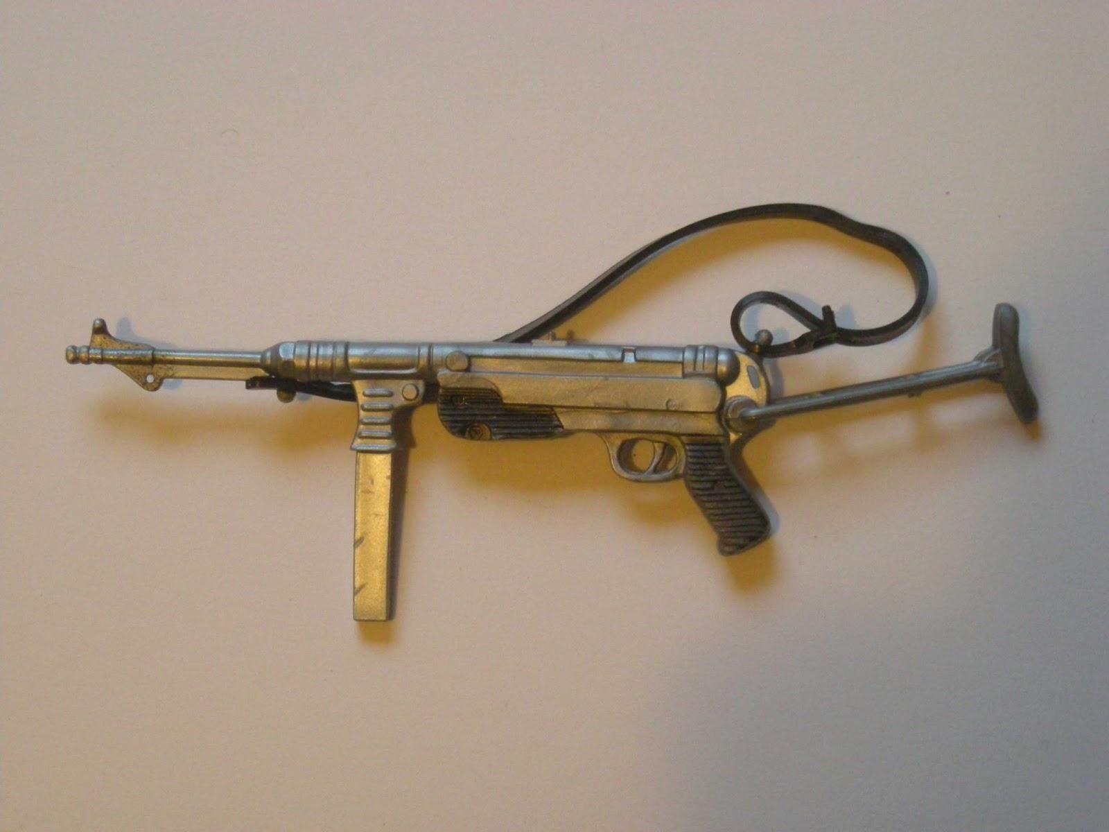 schmeisser machine pistol