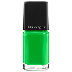 Illamasque bright green