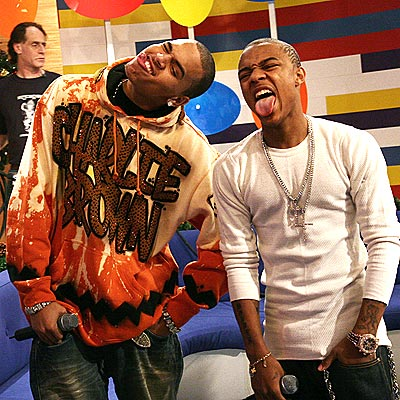 Chris Brown   on The G Spot  Chris Brown Ft  Bow Wow   Too Young To Give A Fuck
